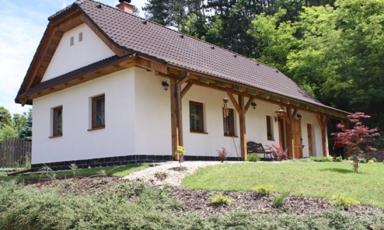 Víkendový dom na vidieku - Hrachovište