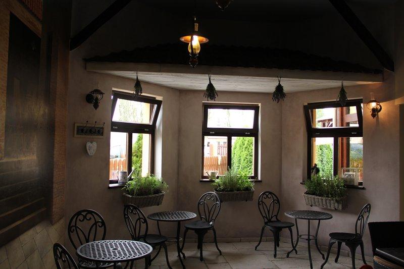 Rekonštrukcia interiéru reštaurácie Relax – Trnava