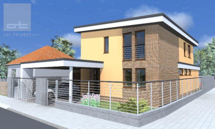 Dom na nároží - Trnava