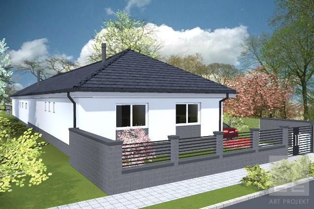 Prístavba k rodičovskému domu - Trnava