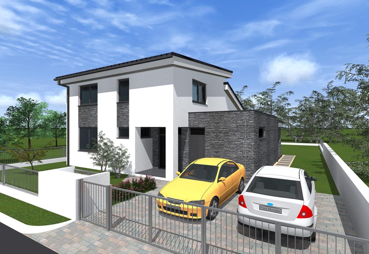 Rodinný dom na Kamennej ceste – Trnava