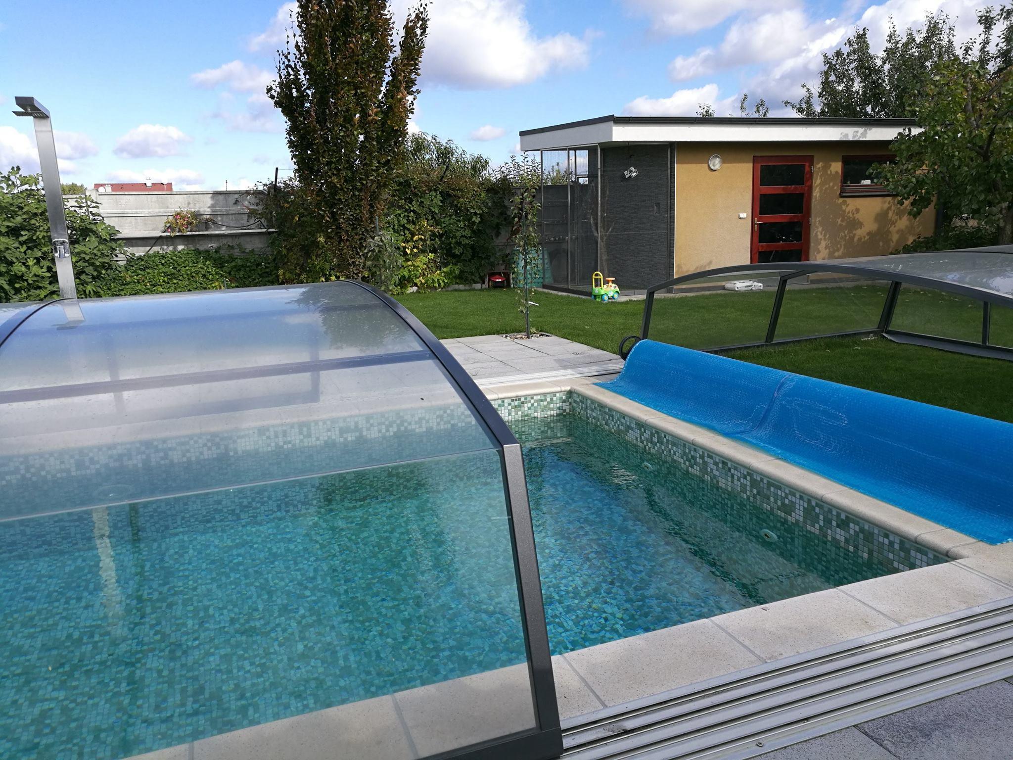 Realizácia bazéna - Leopoldov