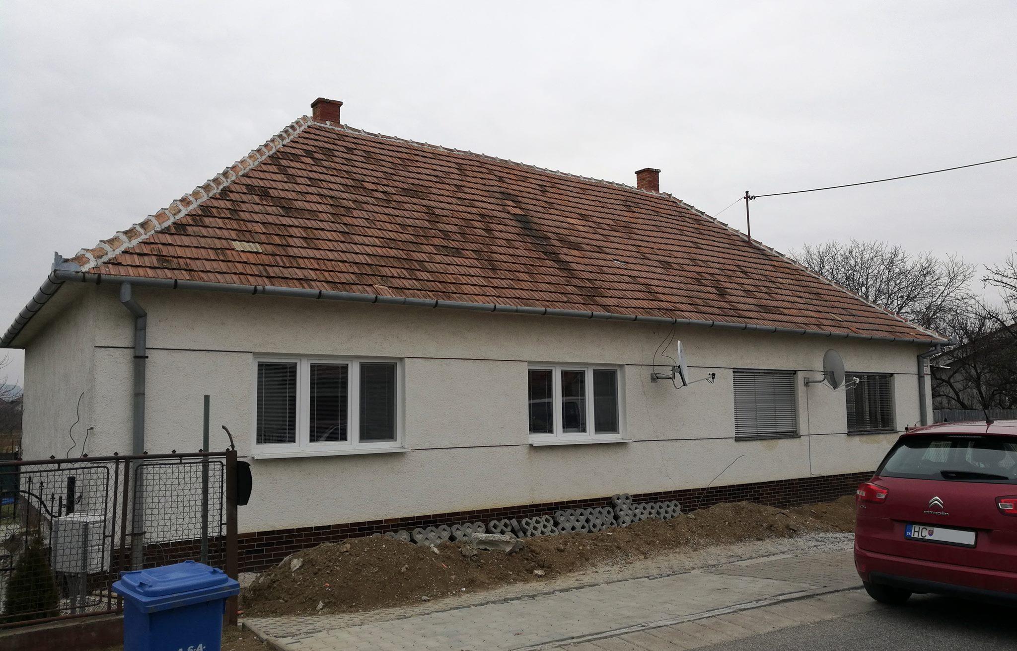 Rekonštrukcia RD - Šulekovo