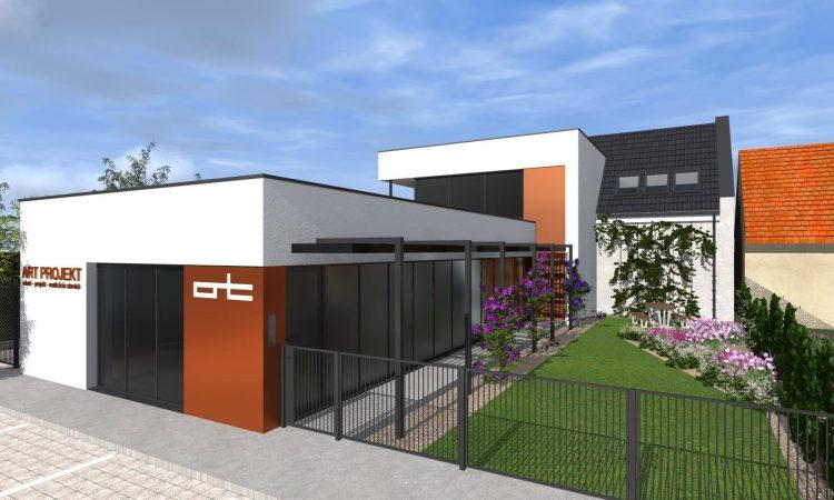 Polyfunkčná budova - Trnava - Oravné