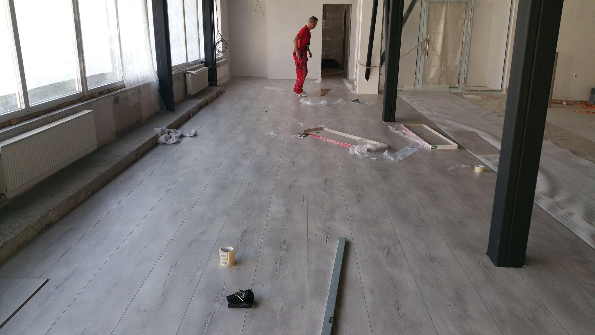 Interiérové a dokončovacie práce