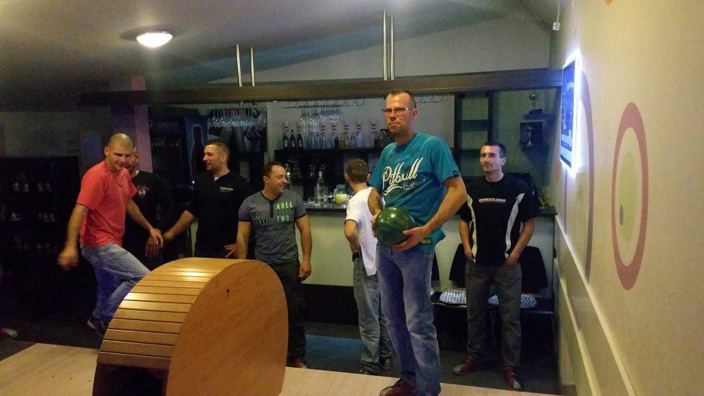 Bouling - firemná akcia 2016